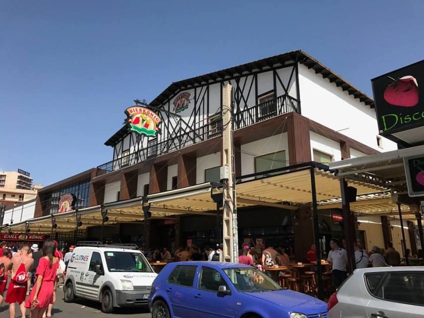 Bierkönig Mallorca